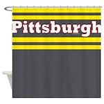 Pittsburgh Shower Curtain