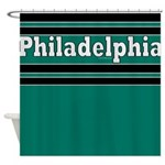 Philadelphia Shower Curtain