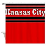Kansas City Shower Curtain