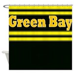 Green Bay Shower Curtain