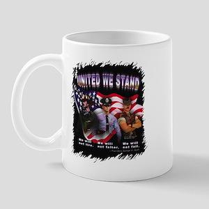 United We Stand Image Mug