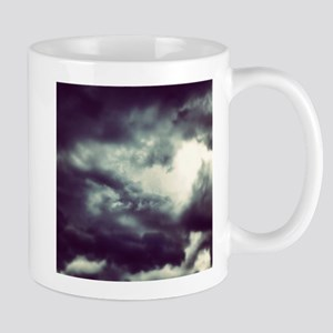 Heart In The Clouds Print Mug