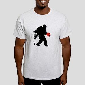 Valentine Sasquatch T-Shirt
