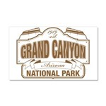 Grand Canyon National Park Car Magnet 20 x 12