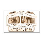 Grand Canyon National Park Car Magnet 20 x 12