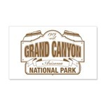Grand Canyon National Park Wall Decal