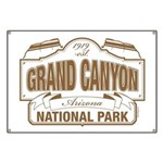 Grand Canyon National Park Banner