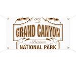 Grand Canyon National Park Banner
