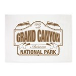Grand Canyon National Park 5'x7'Area Rug
