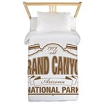 Grand Canyon National Park Twin Duvet