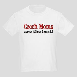 Czech Moms Are The Best T-Shirt