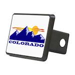 Colorado Rocky Mountains Hitch Cover