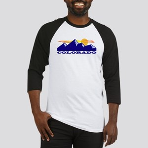 Colorado Rocky Mountains Baseball Jersey