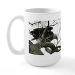 Wings Spread Large Mug