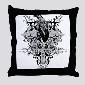 Fall of the Order Throw Pillow