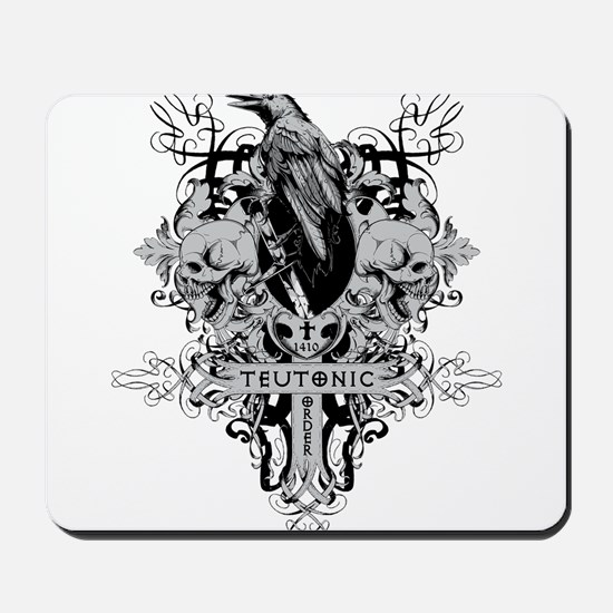 Fall of the Order Mousepad