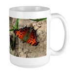 Angelwing Butterfly Large Mug