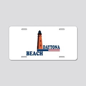Daytona Beach - Lighthouse Design. Aluminum Licens