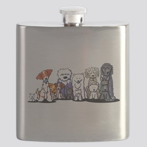 Usual Suspects Flask
