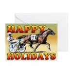 Harness Racer Holiday Cards (Pk of 10)