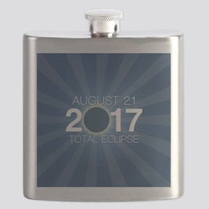 Solar Eclipse 2017 Flask