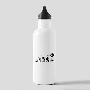 Trampoline Stainless Water Bottle 1.0L