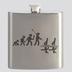 Synchronized Swimming Flask
