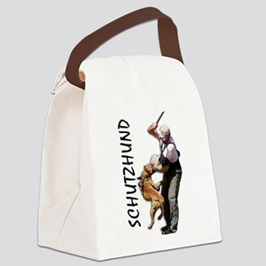 pitschutzhund Canvas Lunch Bag