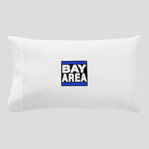 bayarea blue Pillow Case