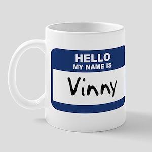 Hello: Vinny Mug