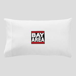 bayarea red Pillow Case