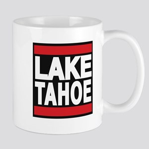lake tahoe red Mug
