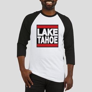 lake tahoe red Baseball Jersey