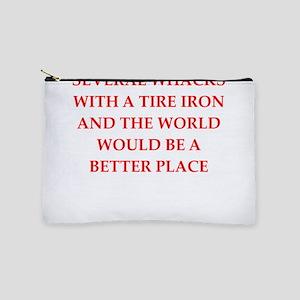tire iron Makeup Pouch