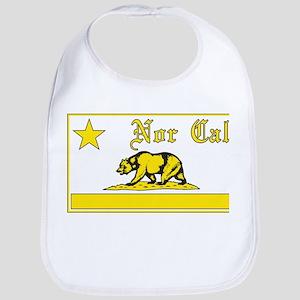 nor cal bear yellow Bib
