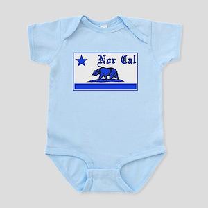 nor cal bear blue Body Suit