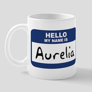 Hello: Aurelia Mug
