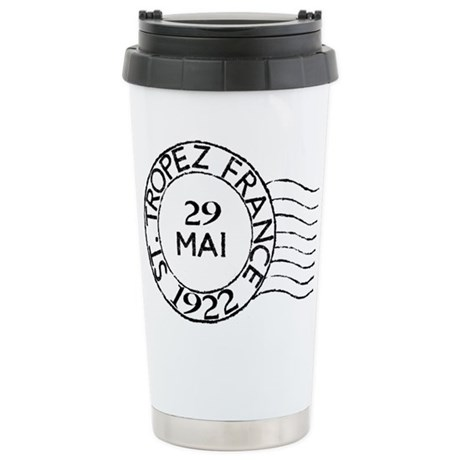 St. Tropez France Stainless Steel Travel Mug
