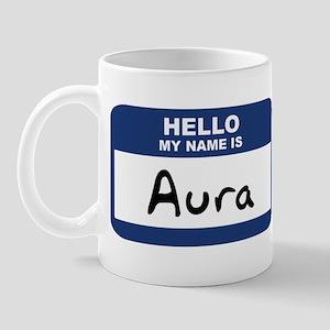 Hello: Aura Mug