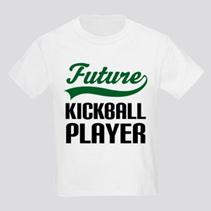 Future Kickball Player Kids Light T-Shirt