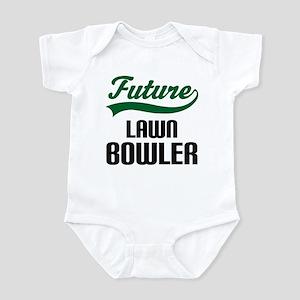 Future Lawn Bowler Infant Bodysuit