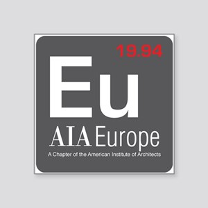 Eu element for 20th anniversary of AIA Europe Stic