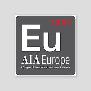 AIA Europe element Sticker