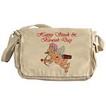 Steak & Blowjob Day Messenger Bag