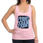 Fight The Fight Prostate Cancer Racerback Tank Top