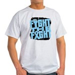 Fight The Fight Prostate Cancer Light T-Shirt