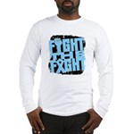 Fight The Fight Prostate Cancer Long Sleeve T-Shir