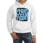 Fight The Fight Prostate Cancer Hooded Sweatshirt