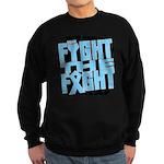 Fight The Fight Prostate Cancer Sweatshirt (dark)