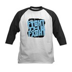 Fight The Fight Prostate Cancer Kids Baseball Jers